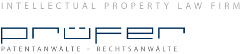 Prüfer Patentanwälte - Rechtsanwälte  Intellectual Property Law Firm
